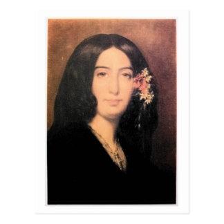 Carte Postale George Sand par Charpentier