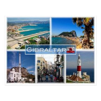 Carte Postale GI Gibraltar -