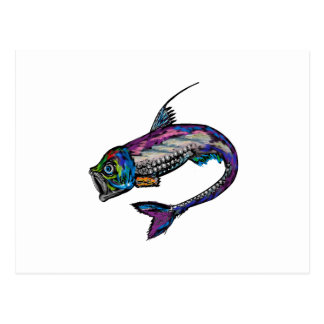 Carte Postale Giants de la mer