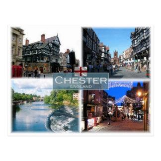 Carte Postale Gigaoctet Royaume-Uni - Angleterre - Chester -