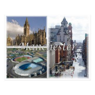 Carte Postale Gigaoctet Royaume-Uni - Angleterre - Manchester -