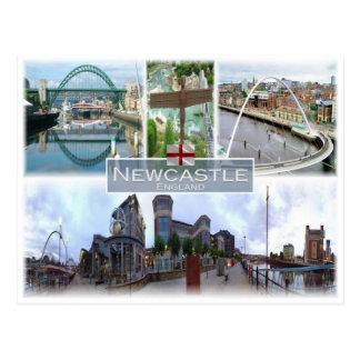 Carte Postale Gigaoctet Royaume-Uni - Angleterre - Newcastle -