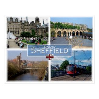 Carte Postale Gigaoctet Royaume-Uni - Angleterre - Yorkshire -