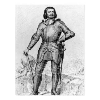 Carte Postale Gilles de Laval, seigneur de Rais
