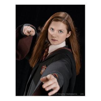 Carte Postale Ginny Weasley