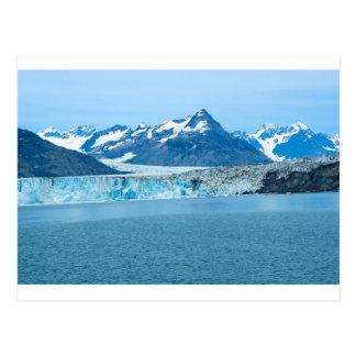Carte Postale glacier Alaska