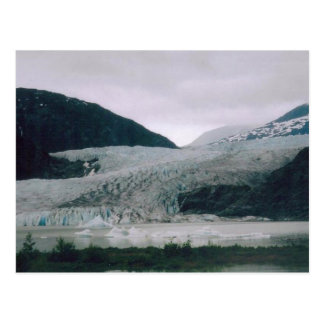 Carte Postale Glacier d'Alaska