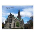 Carte Postale GLASGOW CATHDRAL - L'Ecosse