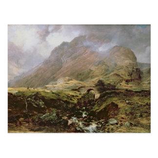 Carte Postale Glencoe, 1847
