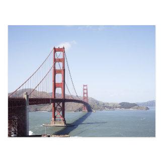 Carte Postale Golden gate bridge