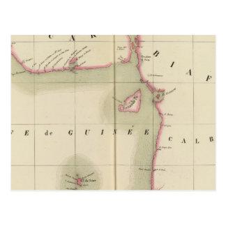 Carte Postale Golf de la Guinée 36