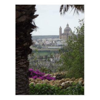 Carte Postale Gozo