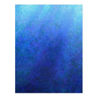 Carte Postale Grand bleu
