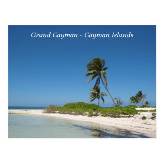 Carte postale - Grand Cayman - les Îles Caïman