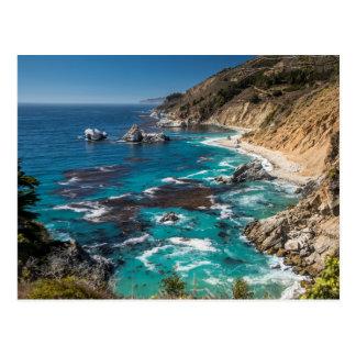 Carte Postale Grand littoral de Sur, côte ouest, Côte Pacifique