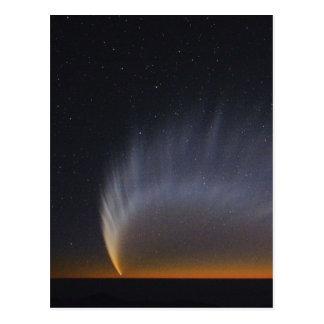 Carte Postale Grande comète McNaught 2007