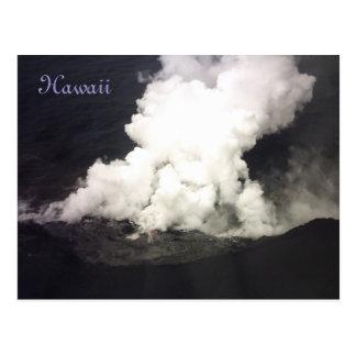 Carte Postale Grande île d'Hawaï