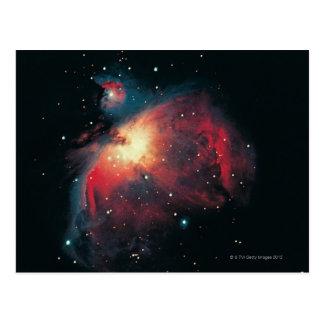 Carte Postale Grande nébuleuse d'Orion