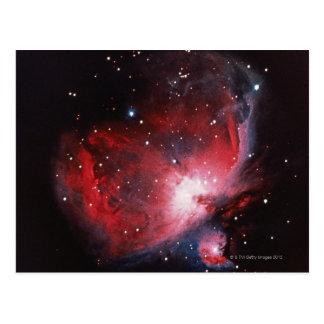 Carte Postale Grande nébuleuse en Orion