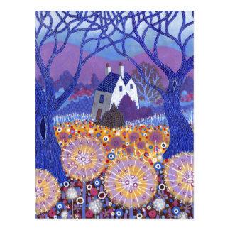 Carte Postale Grange orpheline 2012