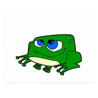 Carte Postale grenouille