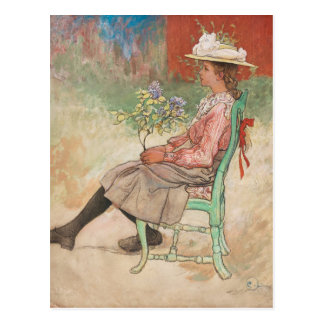 Carte Postale Gril de Larsson - de Dagmar