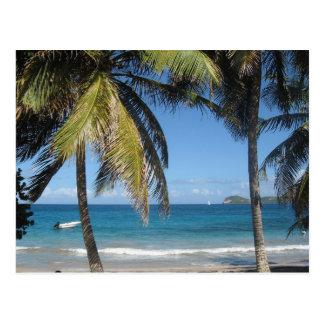 Carte Postale Guadeloupe - Sea View
