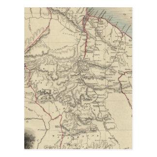 Carte Postale Guayana britannique