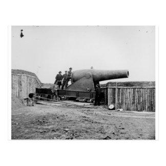 Carte Postale Guerre civile, l'Alexandrie, la Virginie,