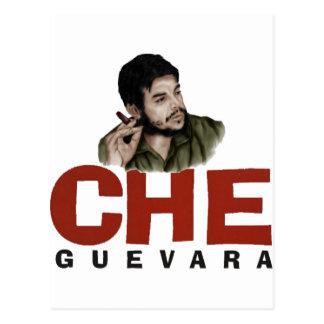 CARTE POSTALE GUEVARA