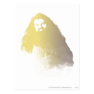 Carte Postale Hagrid