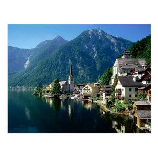 Carte Postale Hallstatt Autriche
