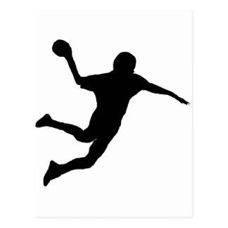 Carte Postale Handball