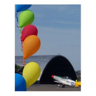 Carte Postale Hangar