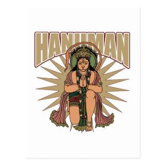 Carte Postale Hanuman indou