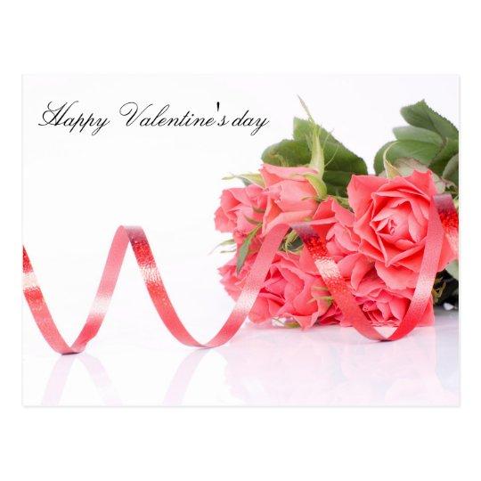 Carte Postale Happy Valentine's day