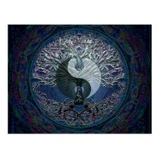 Carte Postale Harmonie, équilibre, tranquilité