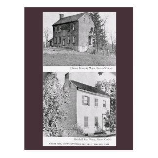 Carte Postale Harriet Beecher Stowe