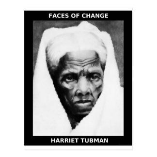 CARTE POSTALE HARRIET TUBMAN