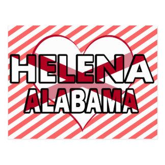 Carte Postale Helena, Alabama