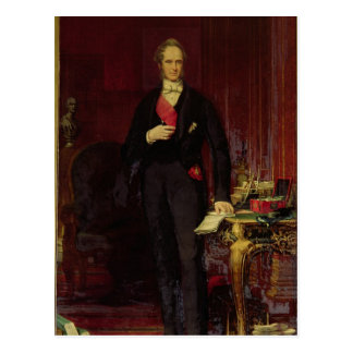 Carte Postale Henry, 3ème vicomte Palmerston