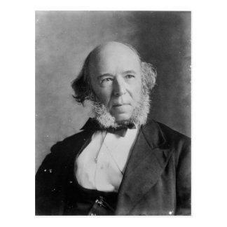 Carte Postale Herbert Spencer