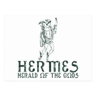 Carte Postale Hermes