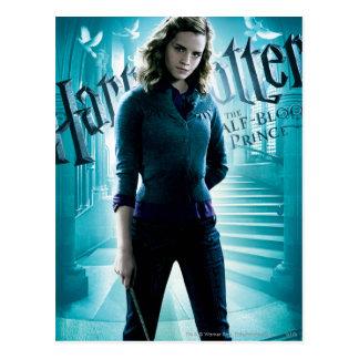 Carte Postale Hermione Granger