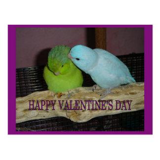 Carte Postale Heureuse Sainte-Valentin V