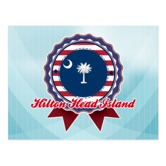 Carte Postale Hilton Head Island, Sc