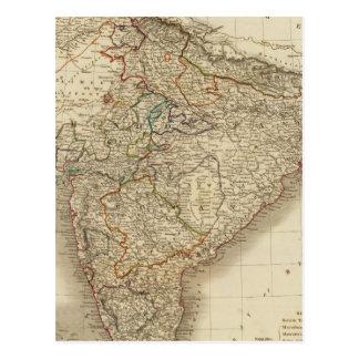 Carte Postale Hindoostan