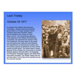 Carte Postale Histoire, révolution russe, la parole 1917 de