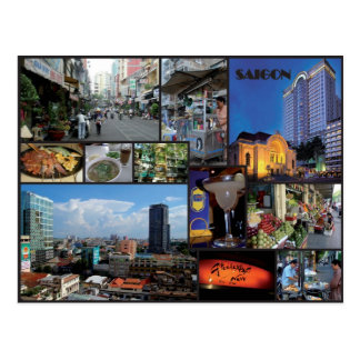 Carte Postale Ho Chi Minh city - Vietnam