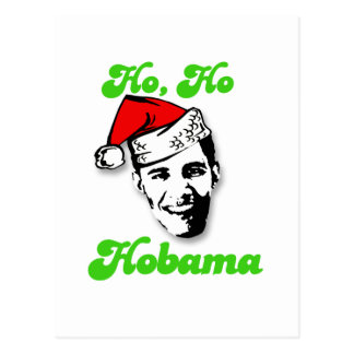 Carte Postale Ho, Ho, Obama
